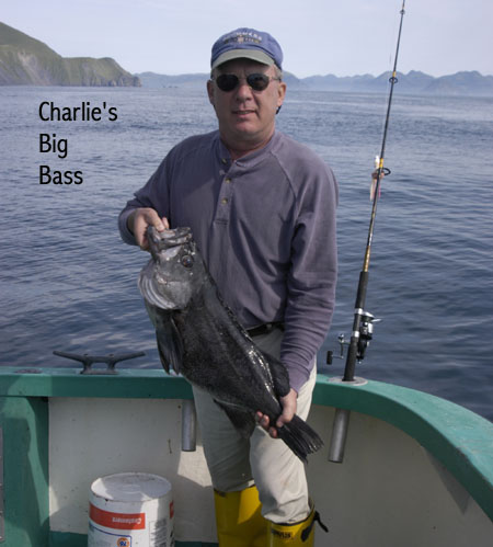 alaska sea bass fishing