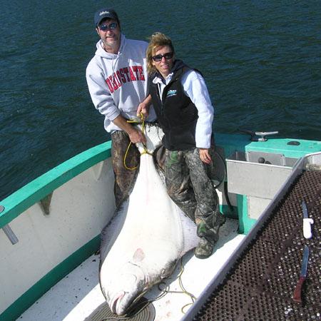 kodiak halibut fishing