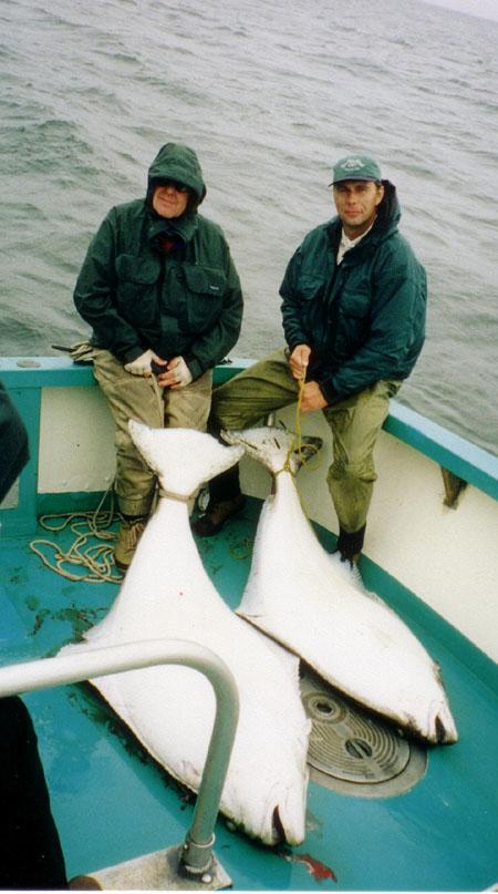 alaska halibut fishiing