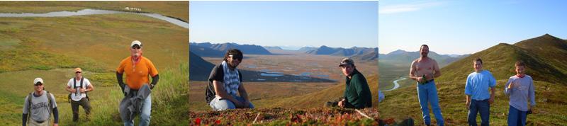 hiking kodiak island alaska