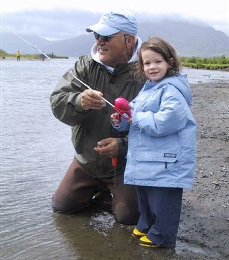 alaska pink salmon fishing